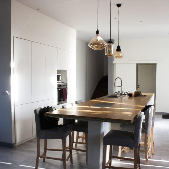Rénovation d'une maison à Bordeaux
