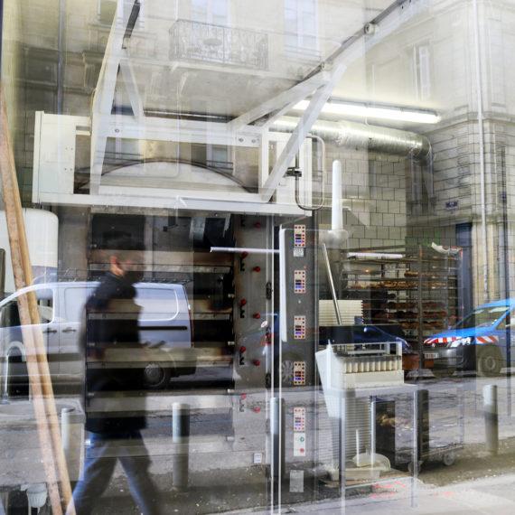 Rénovation d'une boulangerie à Bordeaux