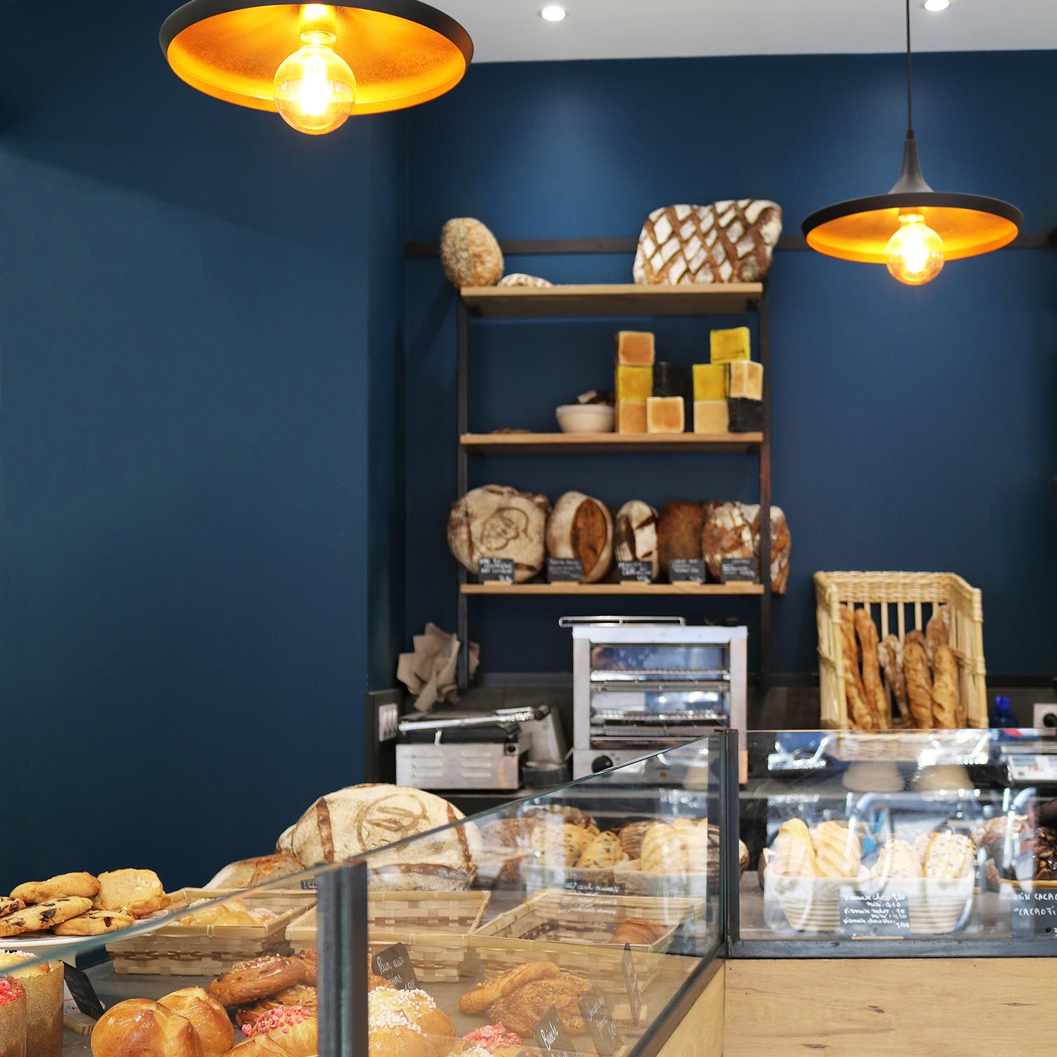 Rénovation d'une boulangerie pâtisserie à Bordeaux