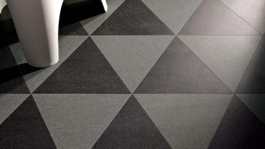 carrelage triangle