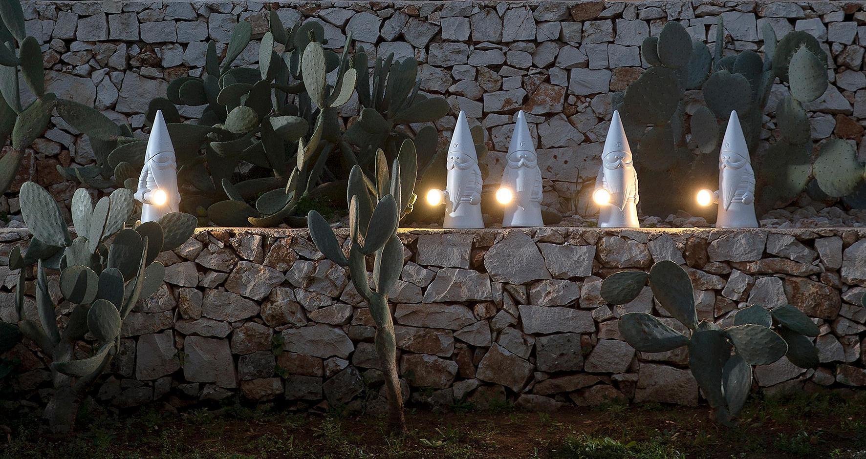 Ossibus Architecture d\'intérieur | Des nains de jardin modernes