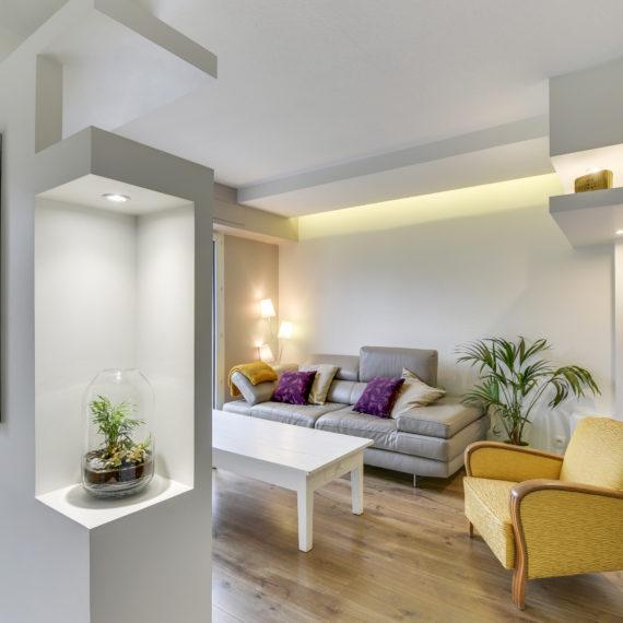 Rénovation partielle d'une maison à Cenon