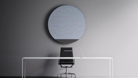 radiateur rond décoratif