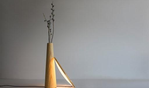 Lampe de table et vase 2